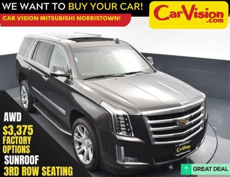 2017 Cadillac Escalade for sale at Car Vision Mitsubishi Norristown in Norristown PA