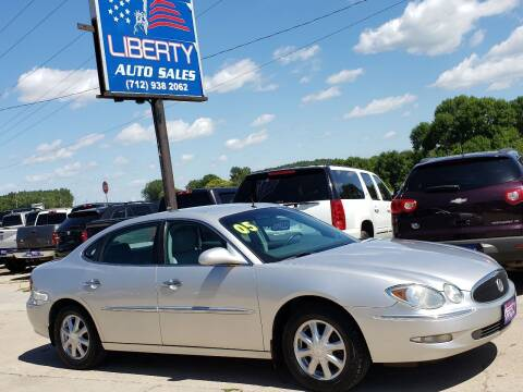 2005 Buick LaCrosse for sale at Liberty Auto Sales in Merrill IA