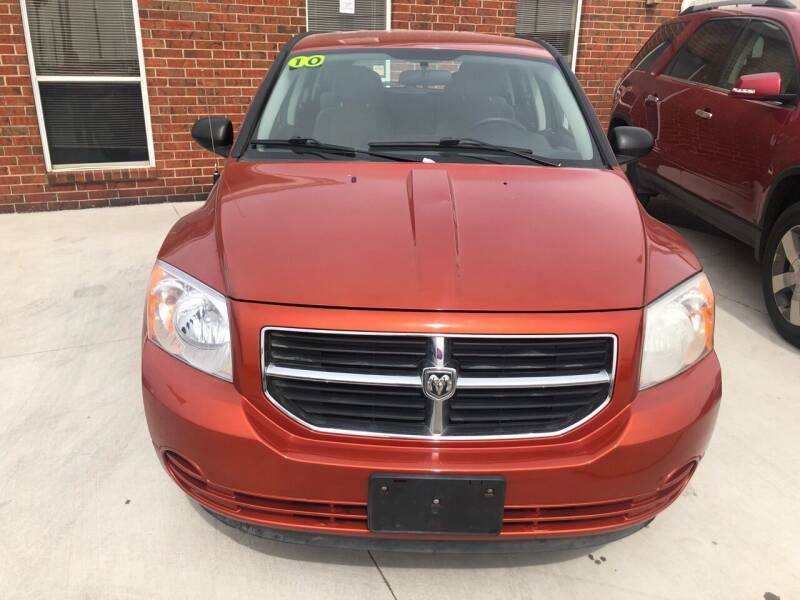 2010 Dodge Caliber for sale at Moore Imports Auto in Moore OK