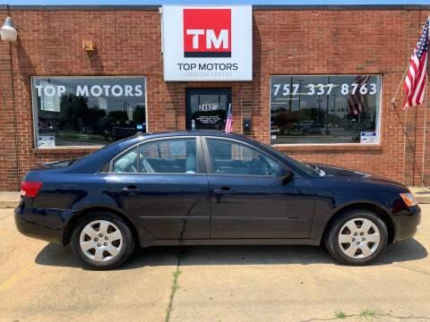 2008 Hyundai Sonata for sale at Top Motors LLC in Portsmouth VA