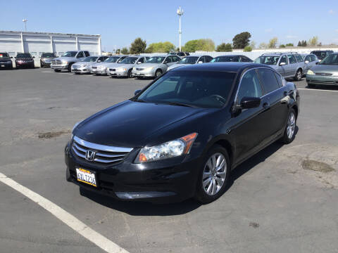 2012 Honda Accord for sale at My Three Sons Auto Sales in Sacramento CA