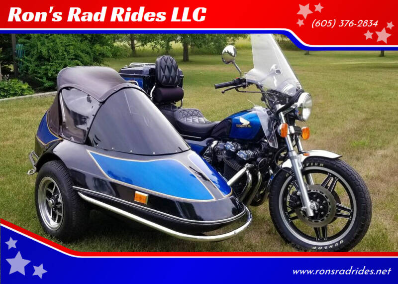 1982 Honda CB 900 Custom for sale at Ron's Rad Rides LLC in Big Lake MN