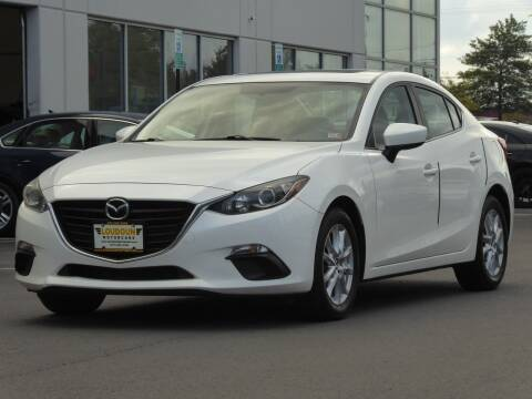2014 Mazda MAZDA3 for sale at Loudoun Used Cars - LOUDOUN MOTOR CARS in Chantilly VA