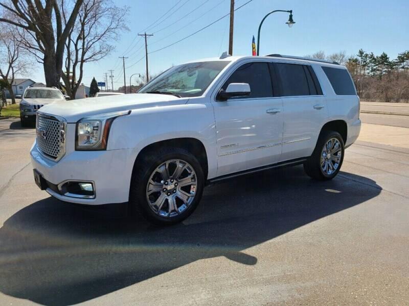 2016 GMC Yukon for sale at Premier Motors LLC in Crystal MN