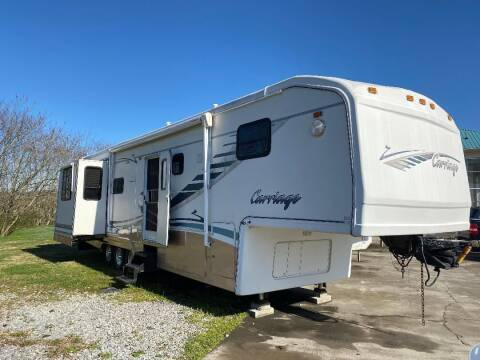 2001 Carriage INC. Carriage for sale at Autoway Auto Center in Sevierville TN