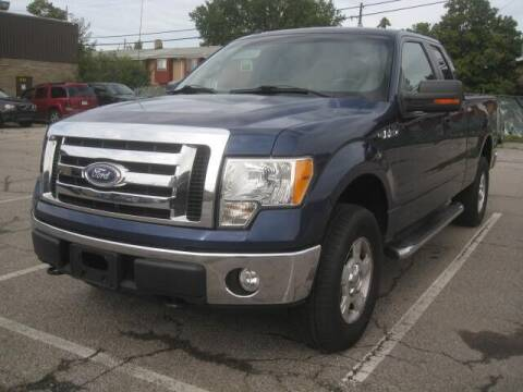 2010 Ford F-150 for sale at ELITE AUTOMOTIVE in Euclid OH