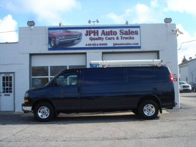 2011 GMC Savana Cargo for sale at JPH Auto Sales in Eastlake OH