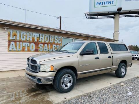 2003 Dodge Ram Pickup 2500 for sale at Lighthouse Auto Sales LLC in Grand Junction CO