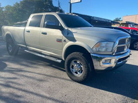 2010 Dodge Ram Pickup 3500 for sale at Texas Luxury Auto in Houston TX
