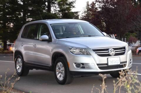 2010 Volkswagen Tiguan for sale at Brand Motors llc in Belmont CA