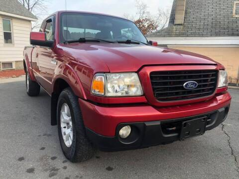 2009 Ford Ranger for sale at Dracut's Car Connection in Methuen MA