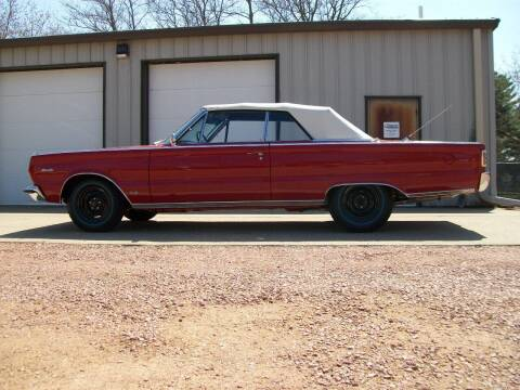 1966 Plymouth Satellite for sale at Collector Auto Sales and Restoration in Wausau WI