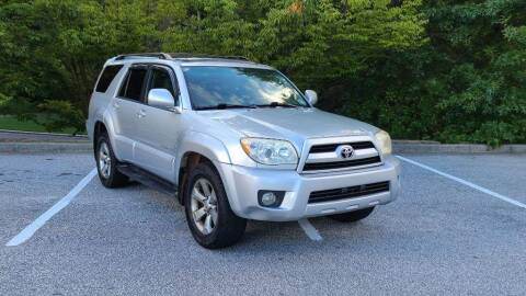 2006 Toyota 4Runner for sale at CU Carfinders in Norcross GA