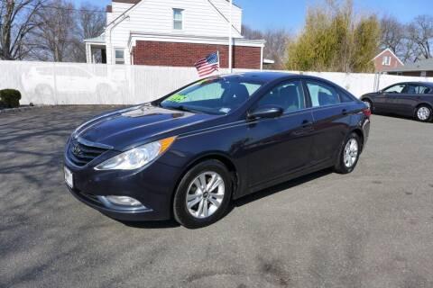 2013 Hyundai Sonata for sale at FBN Auto Sales & Service in Highland Park NJ