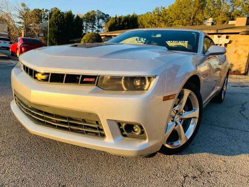 2014 Chevrolet Camaro for sale at Classic Luxury Motors in Buford GA