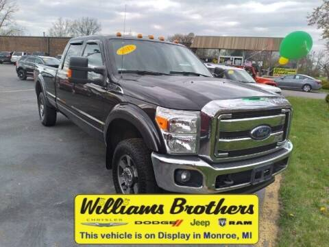 2015 Ford F-250 Super Duty for sale at Williams Brothers - Pre-Owned Monroe in Monroe MI