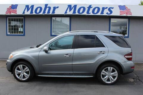 2010 Mercedes-Benz M-Class for sale at Mohr Motors in Salem OR