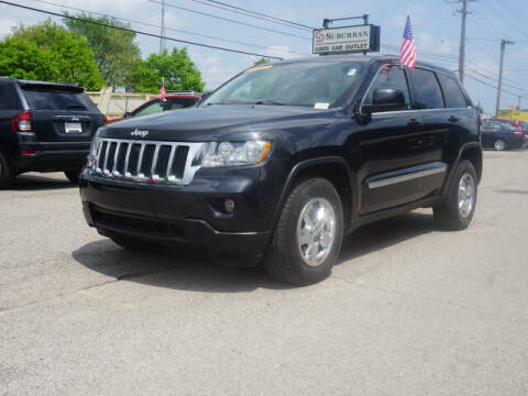 2012 Jeep Grand Cherokee for sale at Suburban Chevrolet of Ann Arbor in Ann Arbor MI
