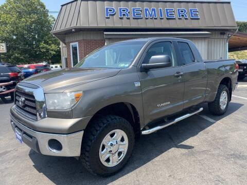 2009 Toyota Tundra for sale at Premiere Auto Sales in Washington PA