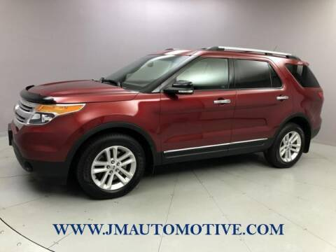2015 Ford Explorer for sale at J & M Automotive in Naugatuck CT
