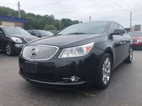 2011 Buick LaCrosse for sale at Instant Auto Sales in Chillicothe OH