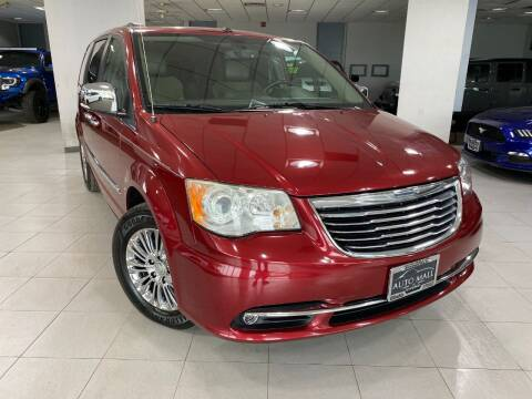 2011 Chrysler Town and Country for sale at Auto Mall of Springfield in Springfield IL