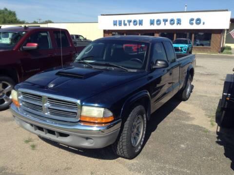 2001 Dodge Dakota for sale at Melton Chevrolet in Belleville KS