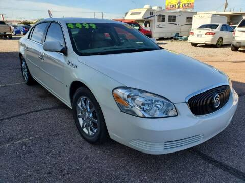 2006 Buick Lucerne for sale at AZ Auto and Equipment Sales in Mesa AZ