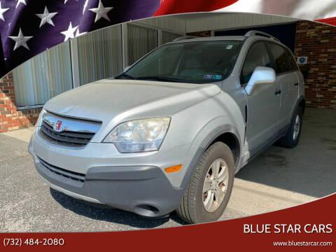 2009 Saturn Vue for sale at Blue Star Cars in Jamesburg NJ