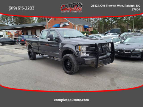 2018 Ford F-250 Super Duty for sale at Complete Auto Center , Inc in Raleigh NC