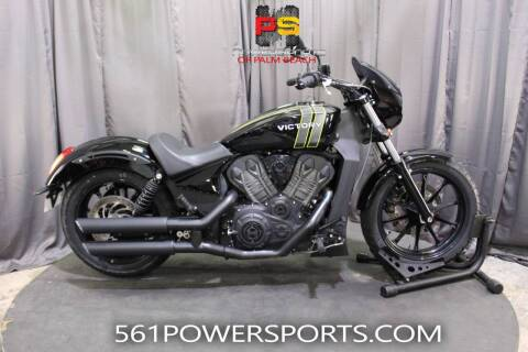 2017 Victory Octane for sale at Powersports of Palm Beach in Hollywood FL