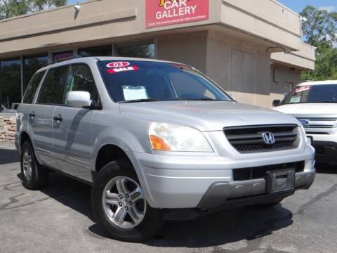 2003 Honda Pilot for sale at KC Car Gallery in Kansas City KS