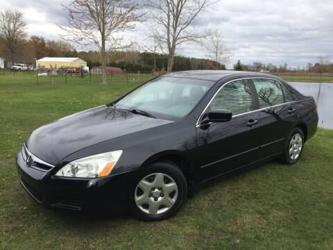 2007 Honda Accord for sale at K2 Autos in Holland MI