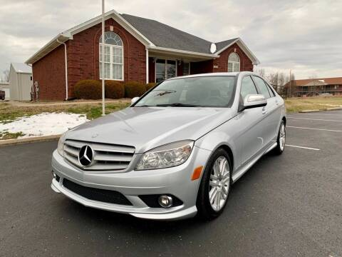 2009 Mercedes-Benz C-Class for sale at HillView Motors in Shepherdsville KY