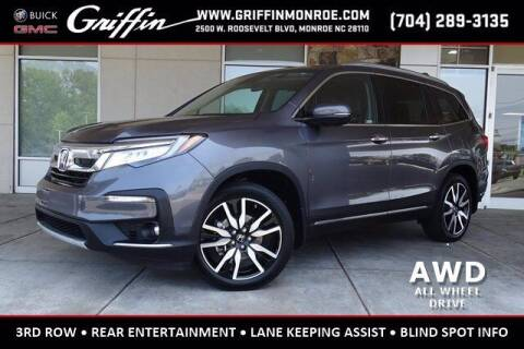 2019 Honda Pilot for sale at Griffin Buick GMC in Monroe NC