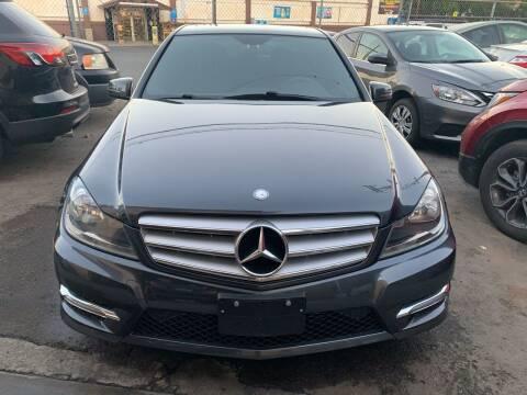 2013 Mercedes-Benz C-Class for sale at Aria Auto Sales in El Cajon CA
