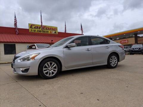 2015 Nissan Altima for sale at CarZoneUSA in West Monroe LA