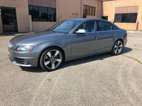 2012 Audi S4 for sale at Certified Auto Exchange in Indianapolis IN