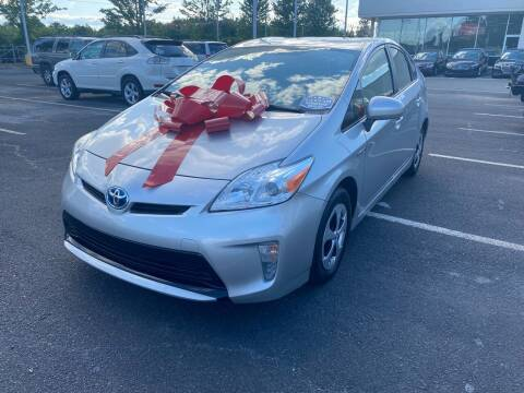 2015 Toyota Prius for sale at Charlotte Auto Group, Inc in Monroe NC