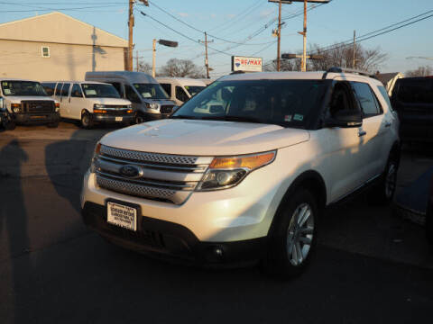 2015 Ford Explorer for sale at Scheuer Motor Sales INC in Elmwood Park NJ
