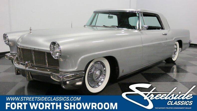 1957 Lincoln Continental for sale in Fort Worth, TX