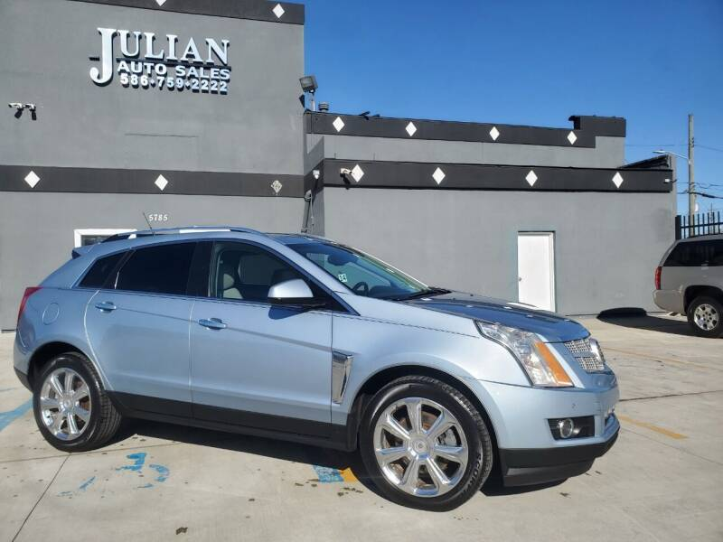 2013 Cadillac SRX for sale at Julian Auto Sales, Inc. in Warren MI