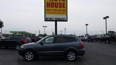 2009 Hyundai Santa Fe for sale at AUTO HOUSE WAUKESHA in Waukesha WI
