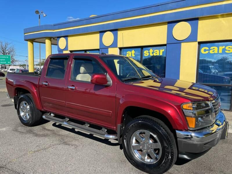 2010 GMC Canyon for sale at Star Cars Inc in Fredericksburg VA