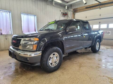 2008 GMC Canyon for sale at Sand's Auto Sales in Cambridge MN