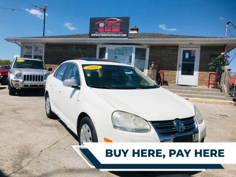 2007 Volkswagen Jetta for sale at I57 Group Auto Sales in Country Club Hills IL