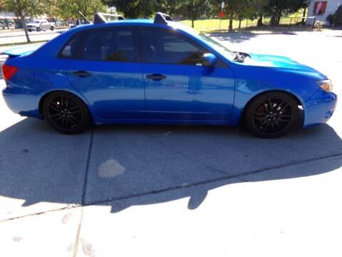 2008 Subaru Impreza for sale at Signature Auto Sales in Bremerton WA