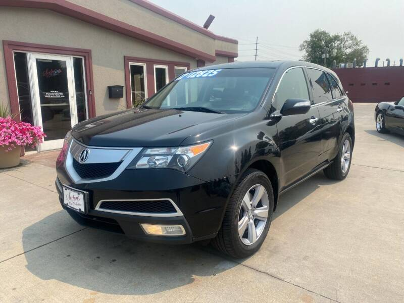 2012 Acura MDX for sale at Sexton's Car Collection Inc in Idaho Falls ID