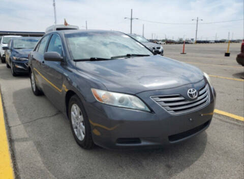 2007 Toyota Camry Hybrid for sale at HW Used Car Sales LTD in Chicago IL