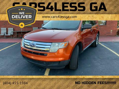 2008 Ford Edge for sale at Cars4Less GA in Alpharetta GA